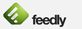 Síguenos con Feedly