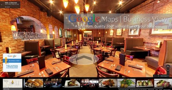 Google Business View Agencia