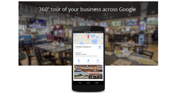 Google Business view Agencia