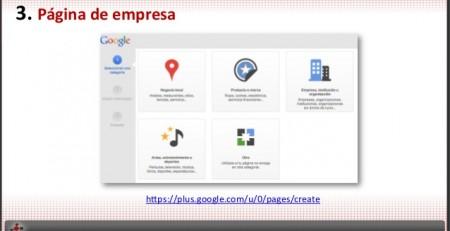 perfiles de Google Plus