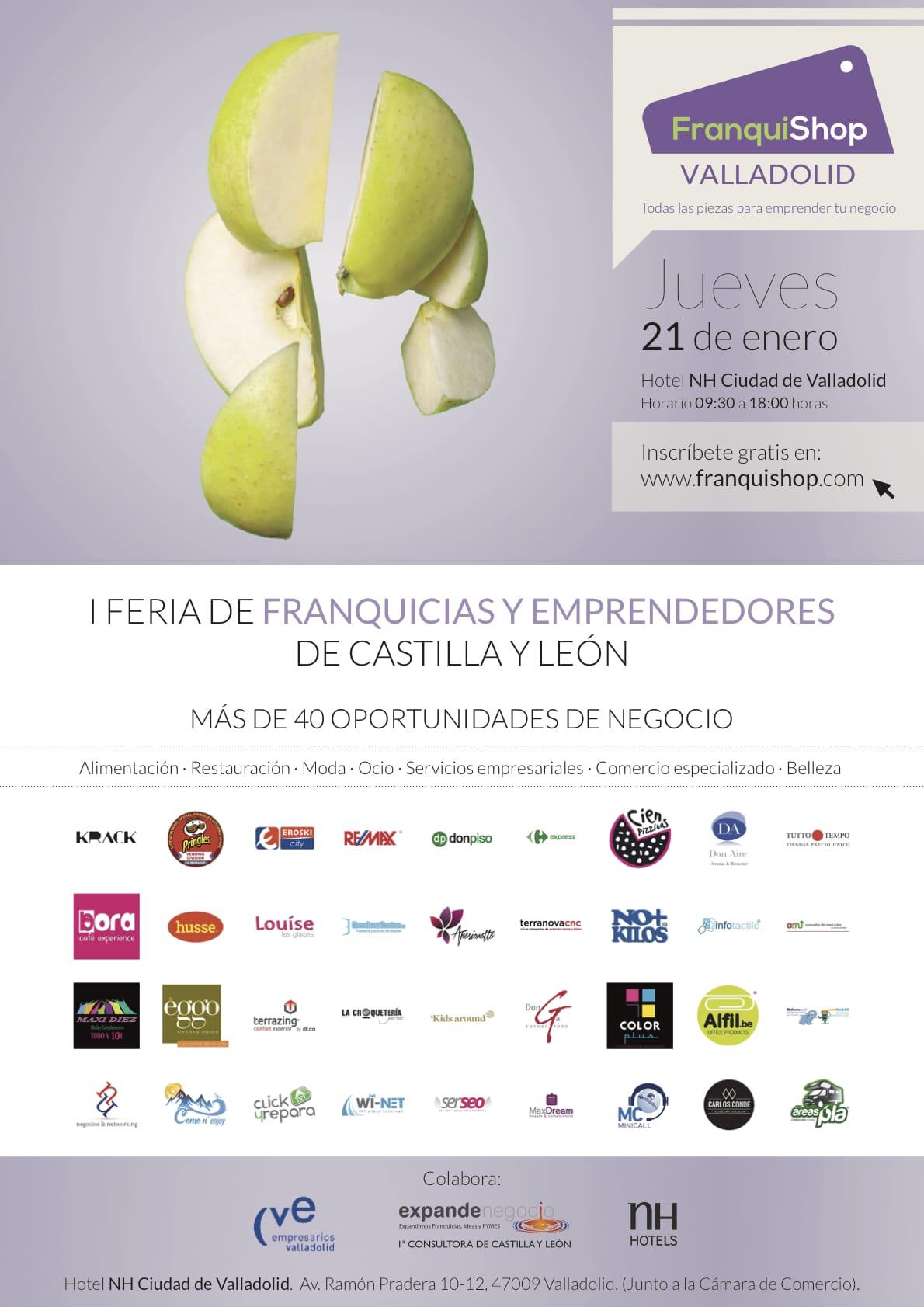 SERSEO en Franquishop Valladolid 2016