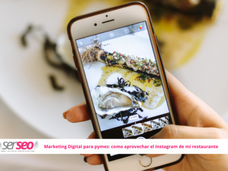 SERSEO Agencia de marketing digital para restaurantes